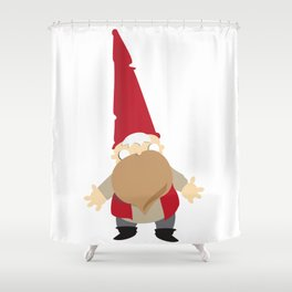 gnomie Shower Curtain