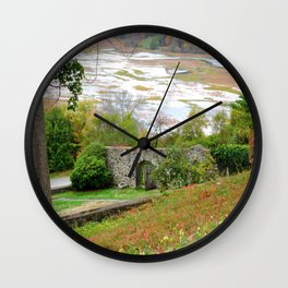 Overlook at The Crane Estate Wall Clock