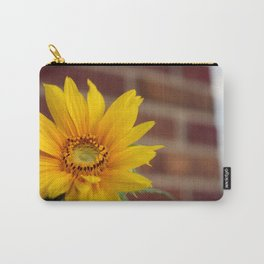 My Sunflower, Julia #8 Carry-All Pouch