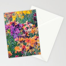COLOUR POP // SPRING FLOWERS  Stationery Cards