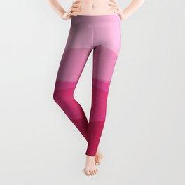 Stripe XI Cotton Candy Leggings