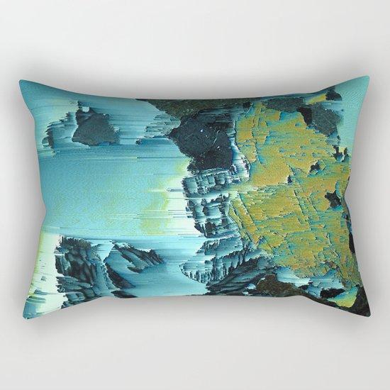 CRYSTAL DRIFT Rectangular Pillow