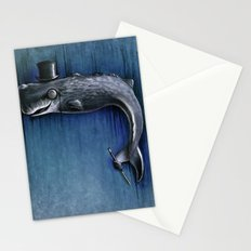 Dandy Whale Stationery Cards