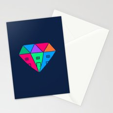 Mansions Stationery Cards