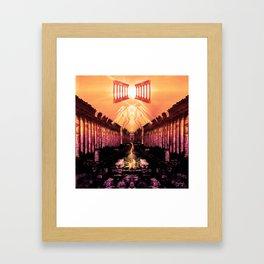 Temple of the Covenant Framed Art Print