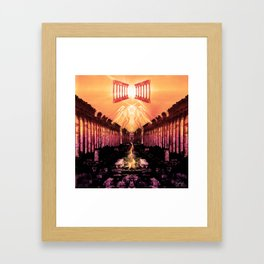 Temple of the Covenant Framed Art Print