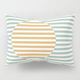 Bauhaus Sun Pillow Sham