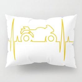 Electromoto Pillow Sham