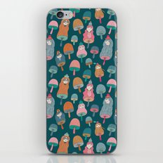 Pattern Project #49 / Mushroom Girls iPhone & iPod Skin