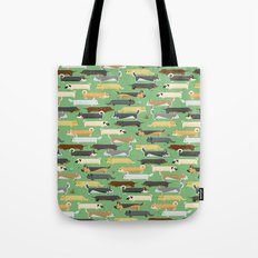 Dogalogs (grass version) Tote Bag