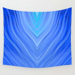 stripes wave pattern 3 c80 Wall Tapestry