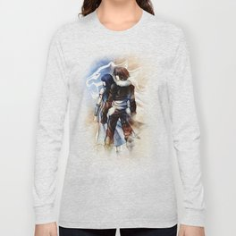 Squall and Rinoa - Griever Long Sleeve T-shirt