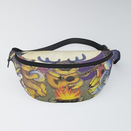 Animal summer camp Fanny Pack
