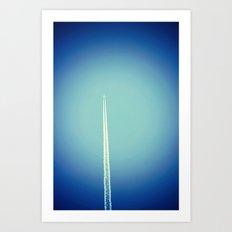 Under the Radar Art Print