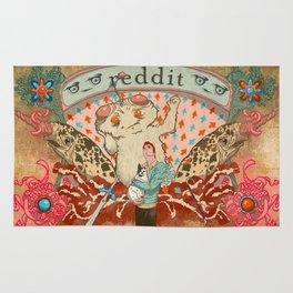 Reddit Poster Rug