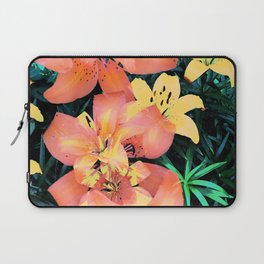 Floral Tropicalia Laptop Sleeve