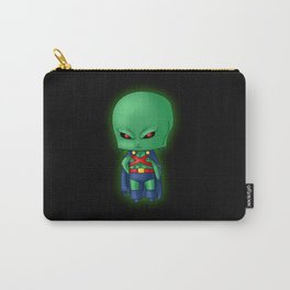 Chibi Martian Manhunter Carry-All Pouch