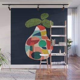 Fresh Pear Wall Mural