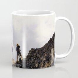 Etna Shooting Coffee Mug