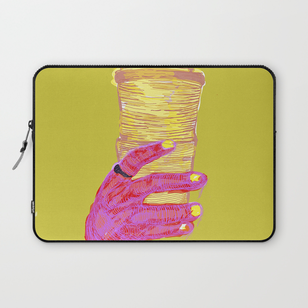 A Cup Of Joy Laptop Sleeve LSV8941786