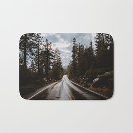 Rainy Day Adventures in the Forest Bath Mat