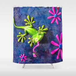 Little Feets Shower Curtain