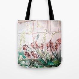 Allen Garden Conservatory Toronto Tote Bag