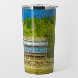 Squilax Cabin Travel Mug