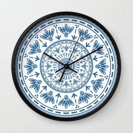Persian folk Wall Clock