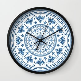 Persian folk Wall Clock