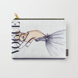 SketCh eyes Carry-All Pouch