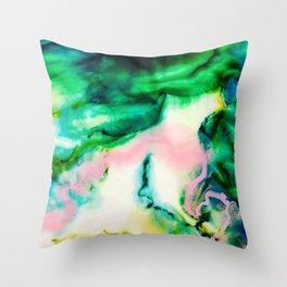 Bonam Lacus Throw Pillow