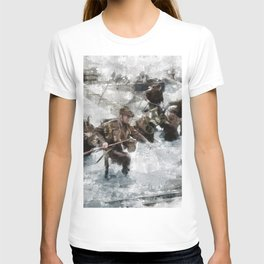 D Day Landings, WWII T-shirt