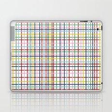 Rainbow Weave Laptop & iPad Skin