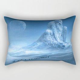 Frozen Giant Rectangular Pillow