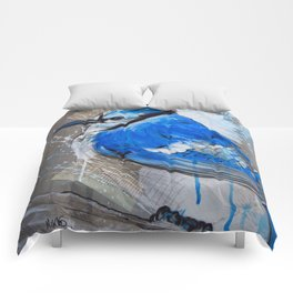 Perched Comforters