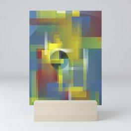 Design II Mini Art Print