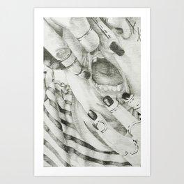 Released Art Print