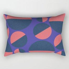 Series Circle Rectangular Pillow