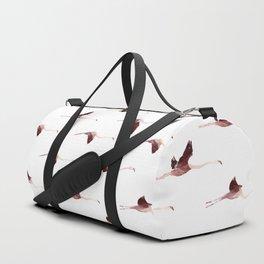 Flamingos MIgration Duffle Bag