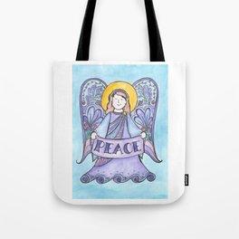 Angel of Peace (Angel Series #3) Tote Bag