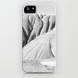Badlands in Drumheller iPhone Case