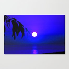 Dawn in the South fifth Canvas Print