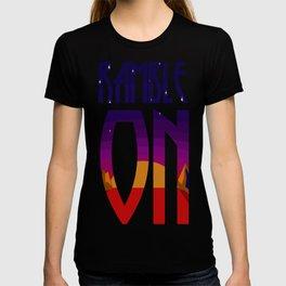 Ramble On T-shirt