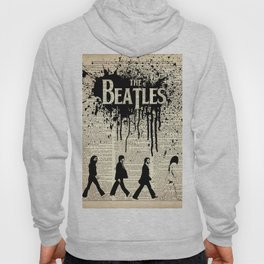 ROCK BAND ART #BE ON DICTIONARY Hoody
