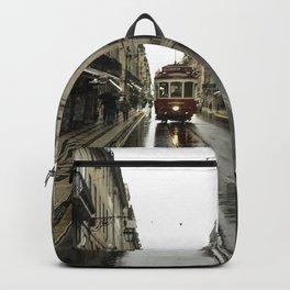 Morning Street Car Backpack