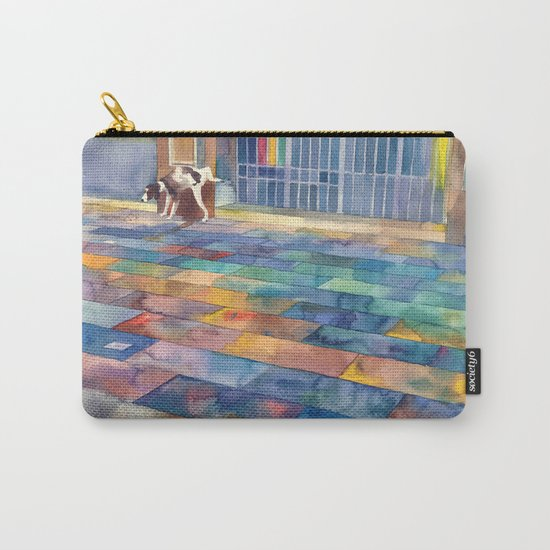 Dog and the city Carry-All Pouch