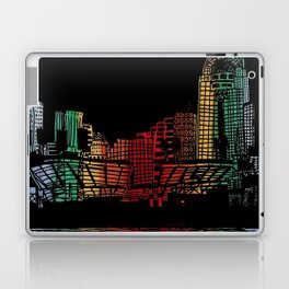Cincinnati Nights Laptop & iPad Skin