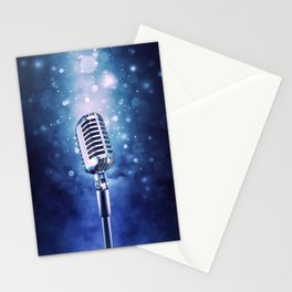 Lounge Act Stationery Cards