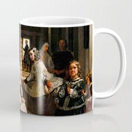 "Diego Velázquez ""Las Meninas (The Maids of Honour)"" Coffee Mug"